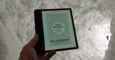 Deep work cal Newport décrocher détox numérique
