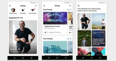 Facebook Dating rencontres Canada