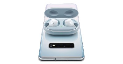 Galaxy Buds S10+ recharge induction Samsung