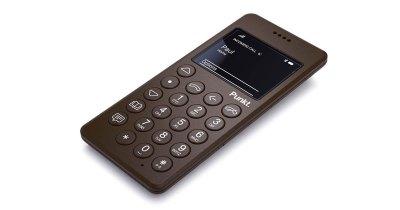 Punkt. mp02 téléphone phone minimaliste minimalism