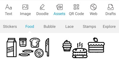 imprimante cubinote ios android app printer