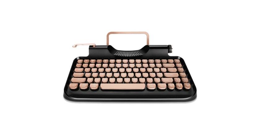 Vinpok rétro clavier mécanique dactylo