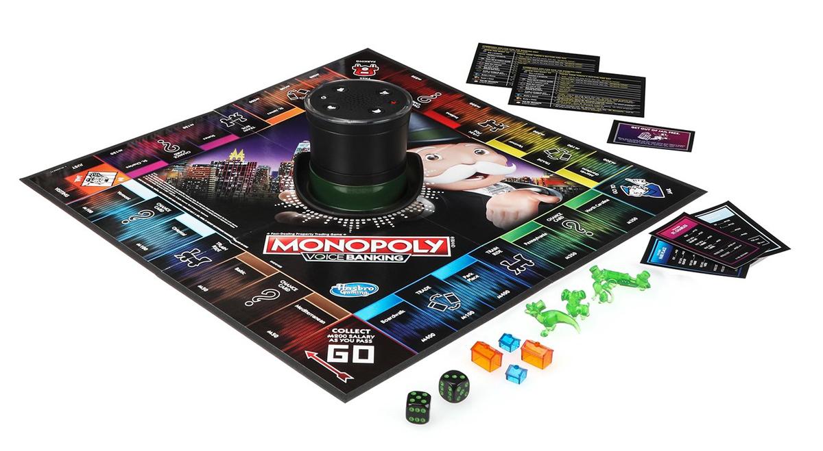 Monopoly par la voix, départ de Jony Ive, TrackThis et autres nouvelles