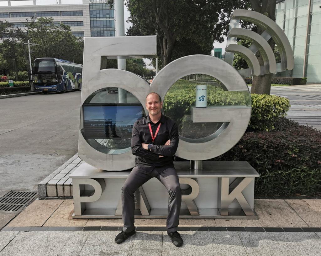 Centre de recherche 5G de Huawei Shenzhen campus Huawei
