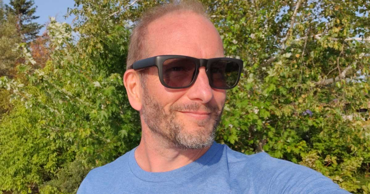 lunettes musicales Mutrics Musig X haut-parleur
