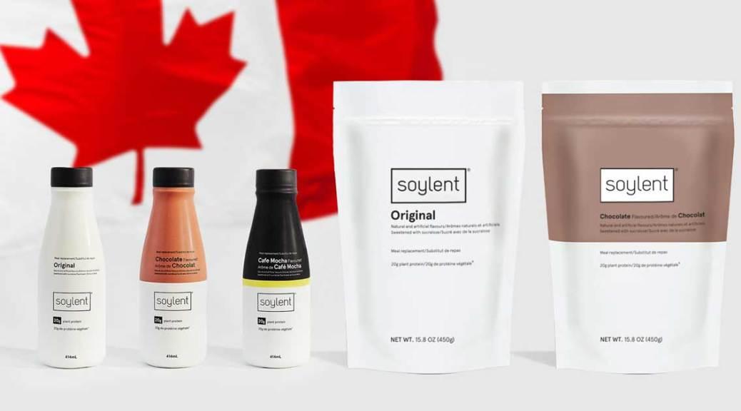Soylent Canada retour 2020