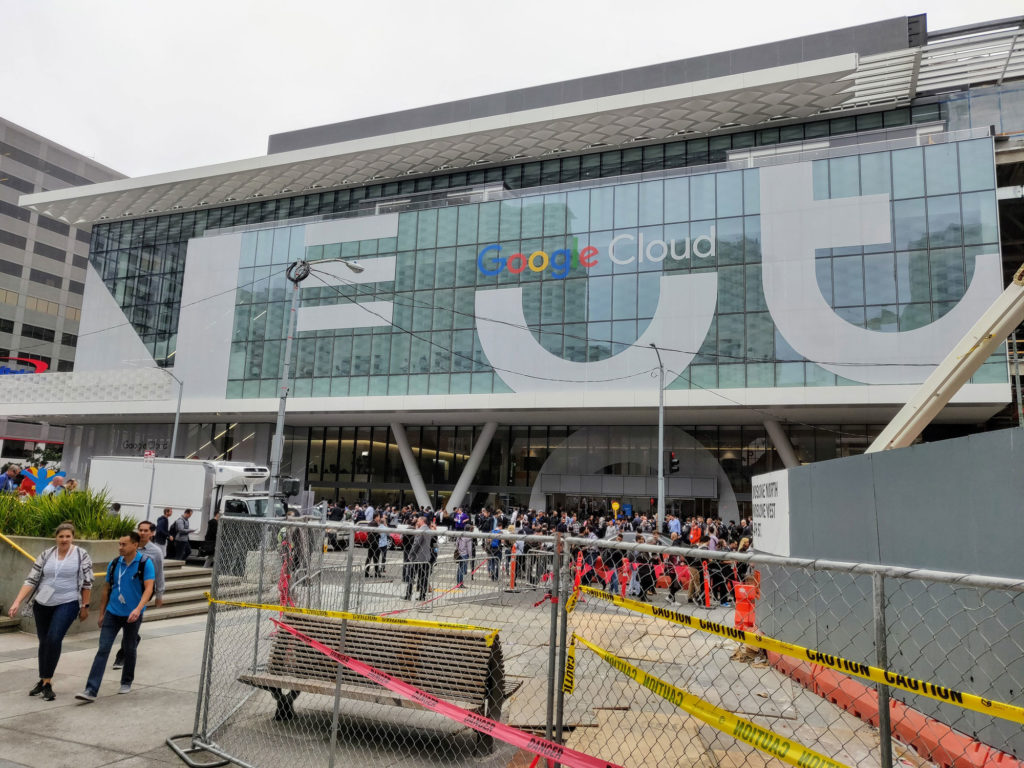 Google Cloud Next 2018 San Francisco