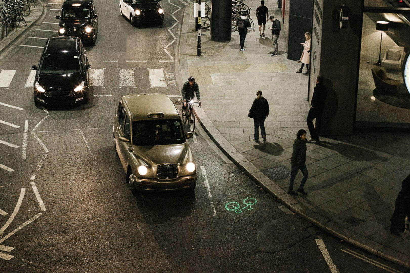 Laserlight Beryl laser light vélo cadeau techno cycliste