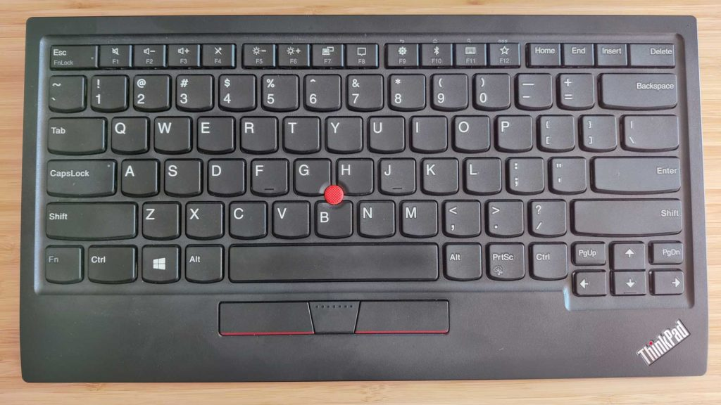 Clavier ThinkPad TrackPoint II