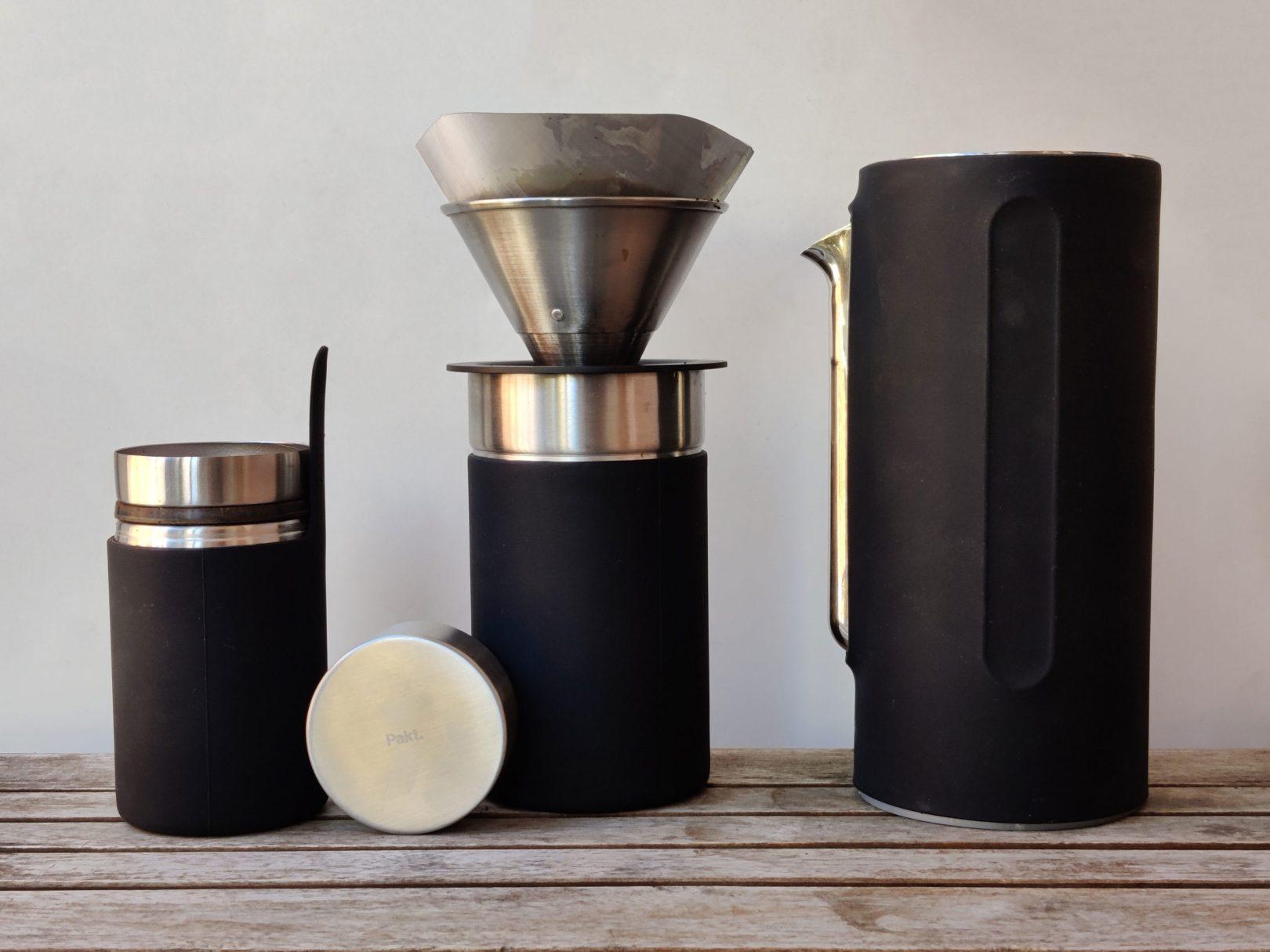 Café Coffee Kit Pakt de voyage idée cadeau