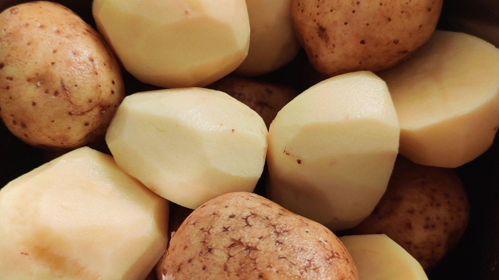 potato diet régime patate perte poids