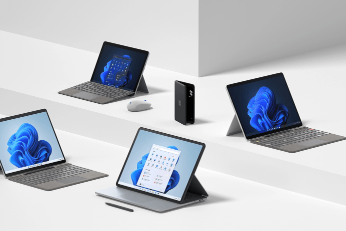 Microsoft Surface duo portables laptops