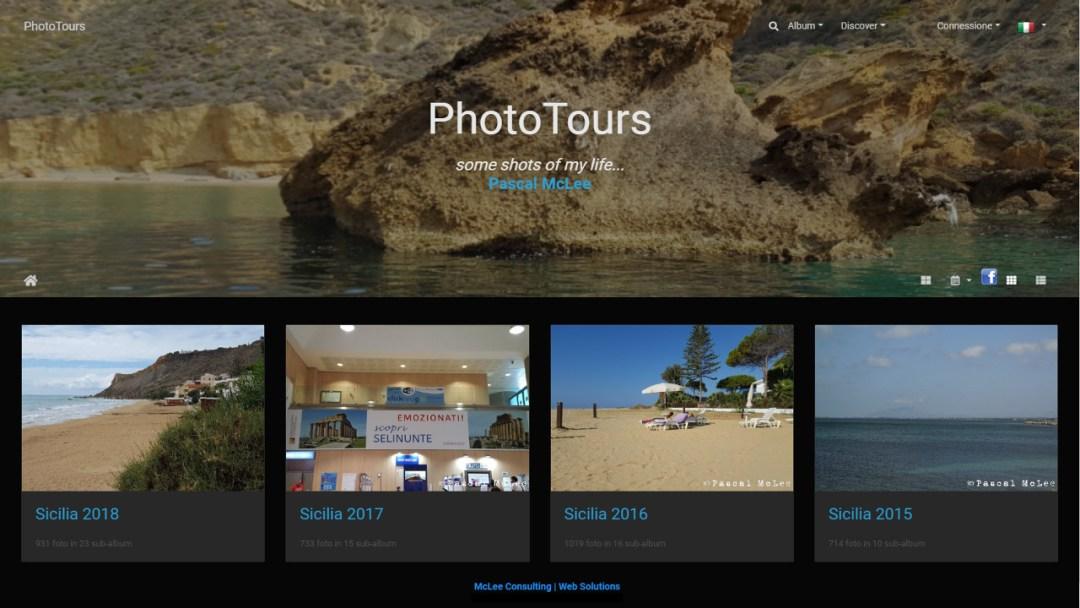 PHOTO TOURS
