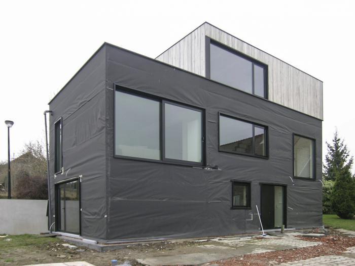 PASCAL SCHNEIDER  architect  architectuur
