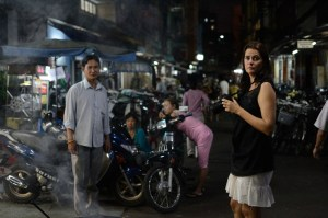 Backstage photo workshop Vietnam 2011