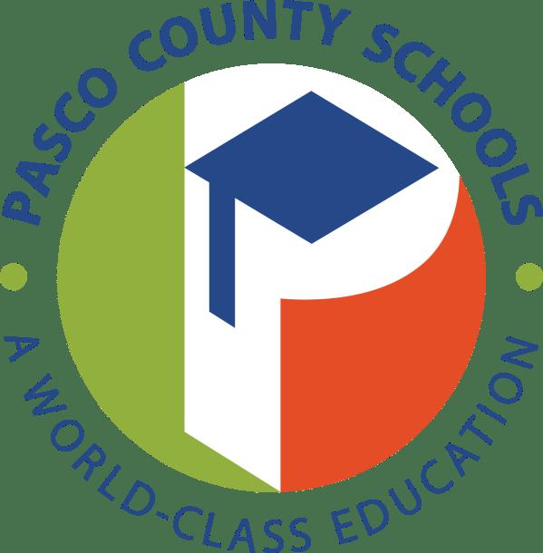 Pasco County School District Logo