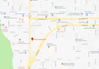 Healthy Families Hernando Office - 698 S Broad Street, Brooksville, FL 34601