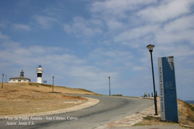 Acceso al Faro
