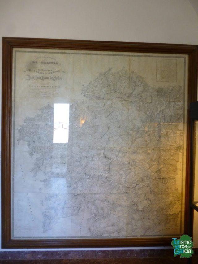 Carta Geométrica de Galicia