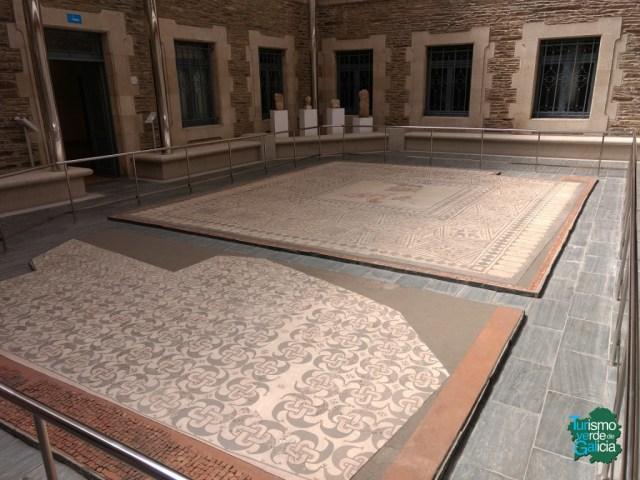 Mosaico Museo Provincial