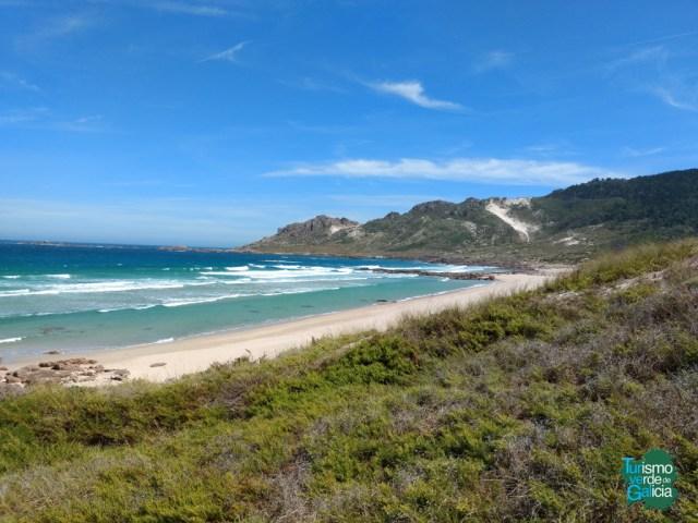 Praia do 13 e duna