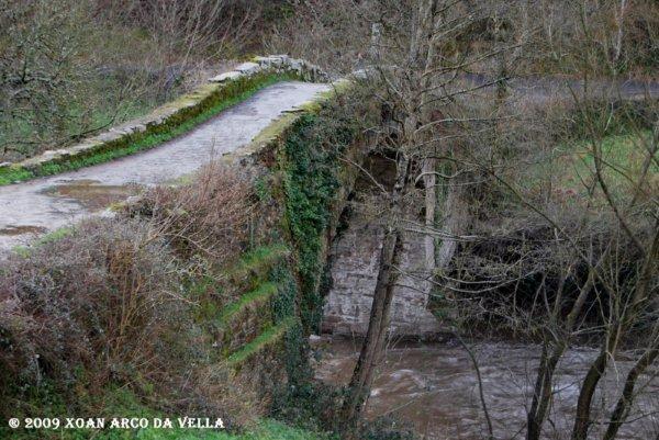 Pontes de Gatin Foto Xoan Arco da Vella
