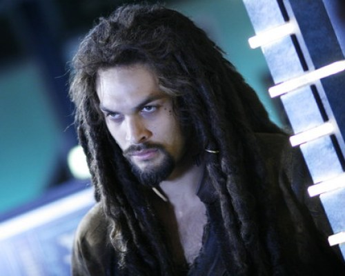 Jason Momoa as Ronon Dex