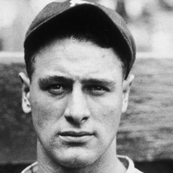 Lou Gehrig Biography