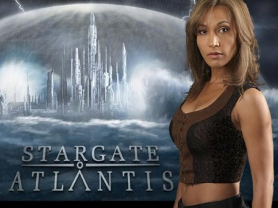 Rachel Luttrell as Teyla Emmagan