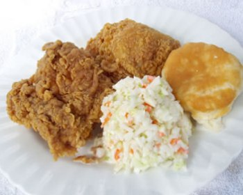 Kentucky Style Fried Chicken