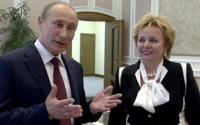 Russia's Putin - Wife Announce Divorce