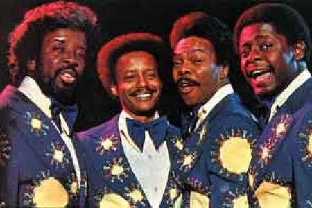 Lets Just Kiss And Say Goodbye - The Manhattans