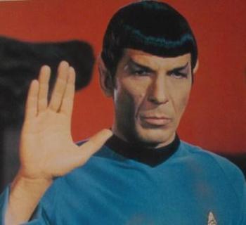 Leonard Nimoy - Mister Spock