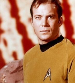 William Shatner - Captain James T. Kirk