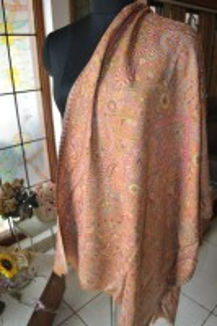 Fashion Kani Multi-Color Pashmina Jamawar Shawl
