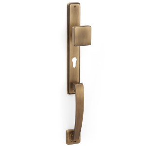 Entrance trim set yester bronze brass corolla classique