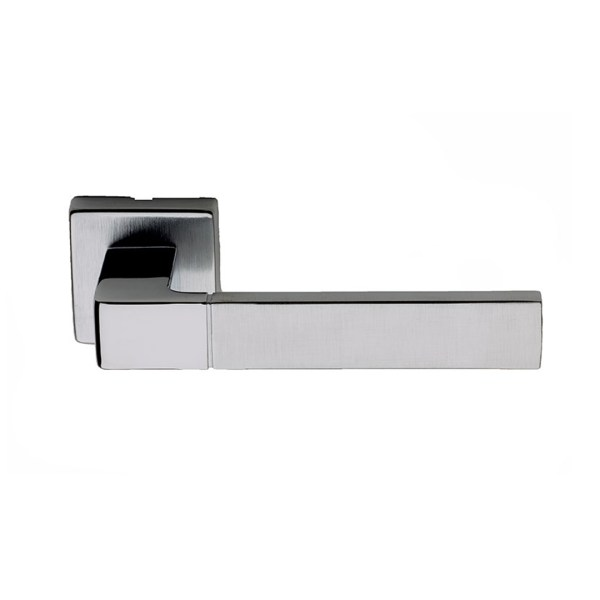 Handle on rose satin chrome emir-2 easy