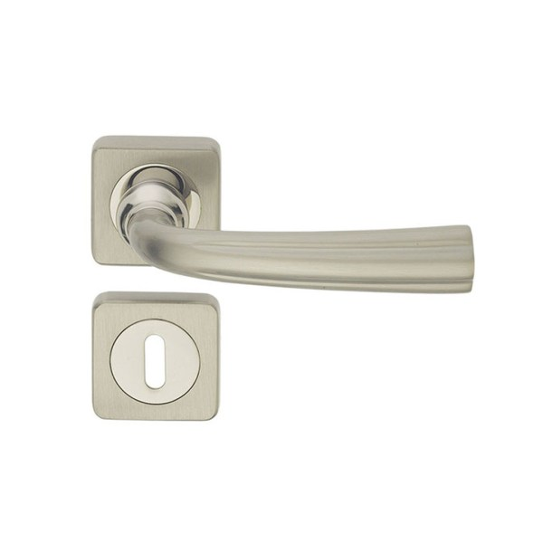 Handle on square rose nikel corolla classique