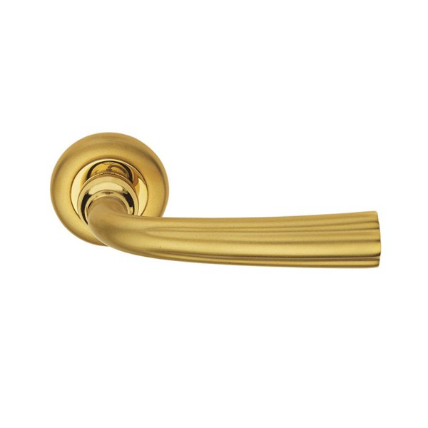 Handle on rose gold 24 kts corolla classique