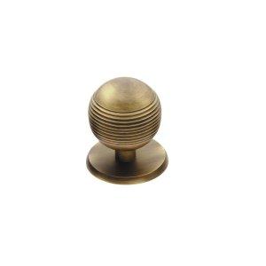 Knob galaxia yester bronze brass