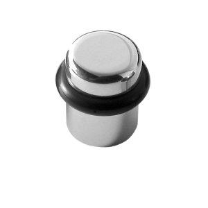 Fermaporta cilindro cromo