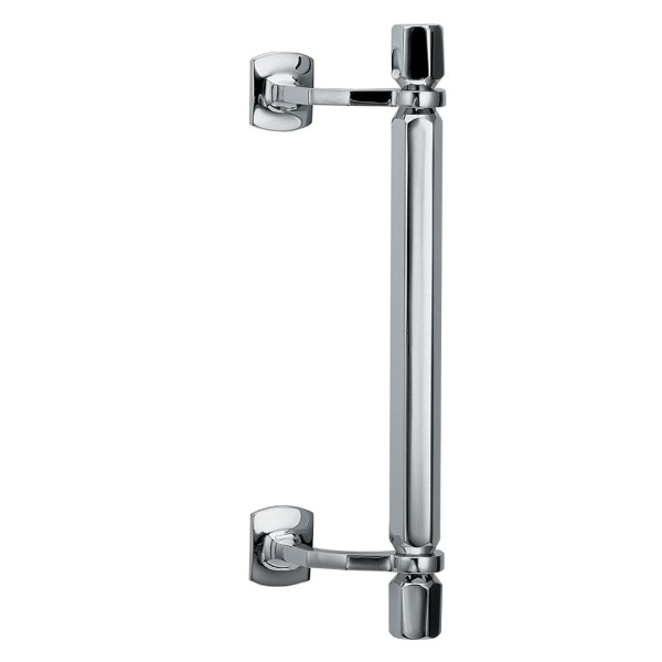 Pull handle chrome Esagonale Fashion