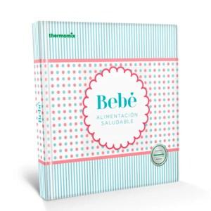 Libro de cocina - bebé alimentación saludable - Thermomix Colombia
