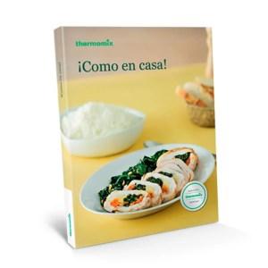 Libro de cocina - ¡Como en casa! - Thermomix Colombia