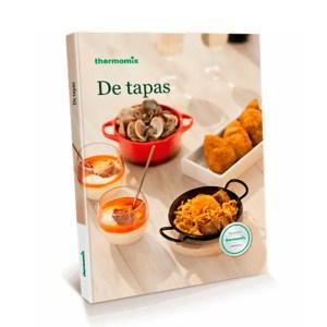 Libro de cocina - De tapas - Thermomix Colombia