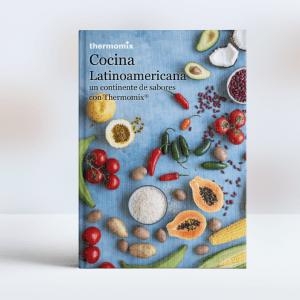 libro de Cocina latinoamericana Thermomix