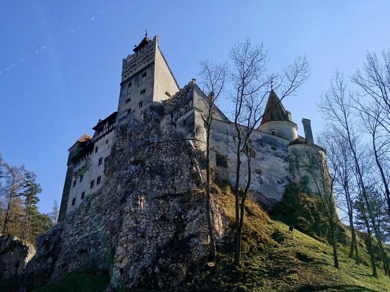 Castello di Dracula in Transilvania fascino e mistero