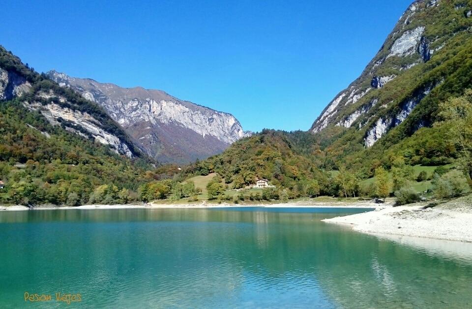 Lago di Tenno e il Borgo di Canale  Pasion Viajes