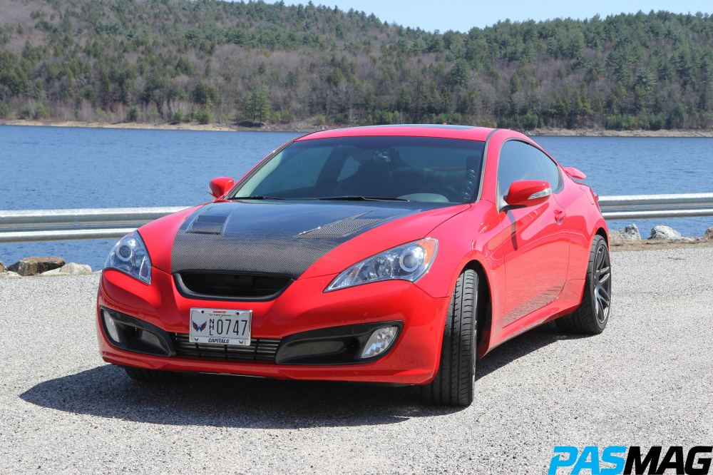 medium resolution of hyundai genesis coupe 3 8l turbo kit install