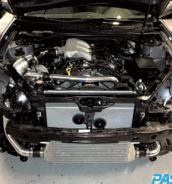 hyundai genesis coupe 3 8l turbo kit install [ 2560 x 1920 Pixel ]